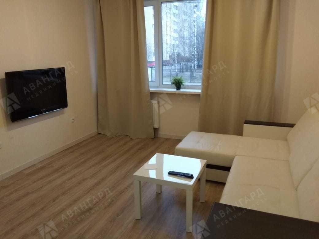 1-комнатная квартира, Щербакова ул, 21 - фото 2