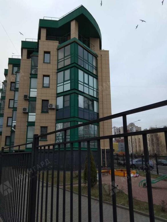1-комнатная квартира, Щербакова ул, 21 - фото 17