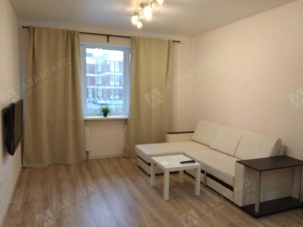 1-комнатная квартира, Щербакова ул, 21 - фото 1
