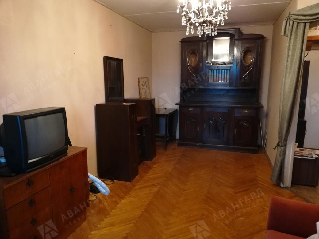 1-комнатная квартира, Большевиков пр-кт, 33 к1 - фото 2