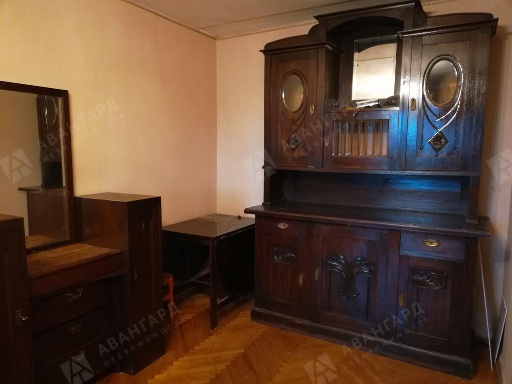 1-комнатная квартира, Большевиков пр-кт, 33 к1 - фото 1