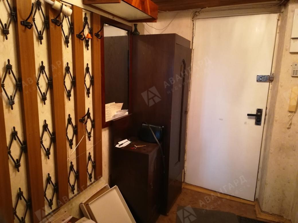1-комнатная квартира, Большевиков пр-кт, 33 к1 - фото 12