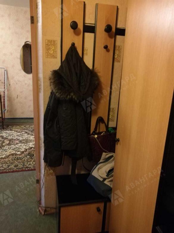 1-комнатная квартира, Вавиловых ул, 5 к 1 - фото 10