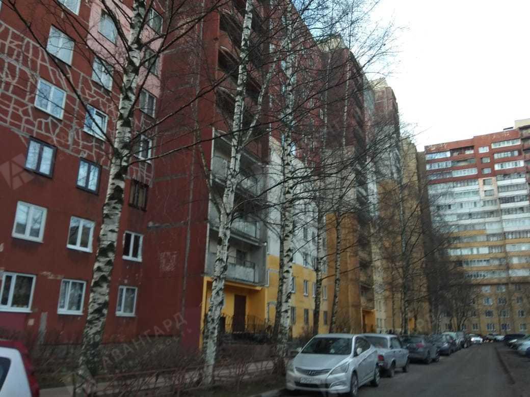 1-комнатная квартира, Ленинский пр-кт, 95к2 - фото 17