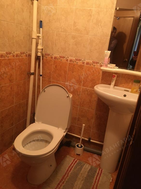 1-комнатная квартира, Краснопутиловская ул, 52 - фото 10