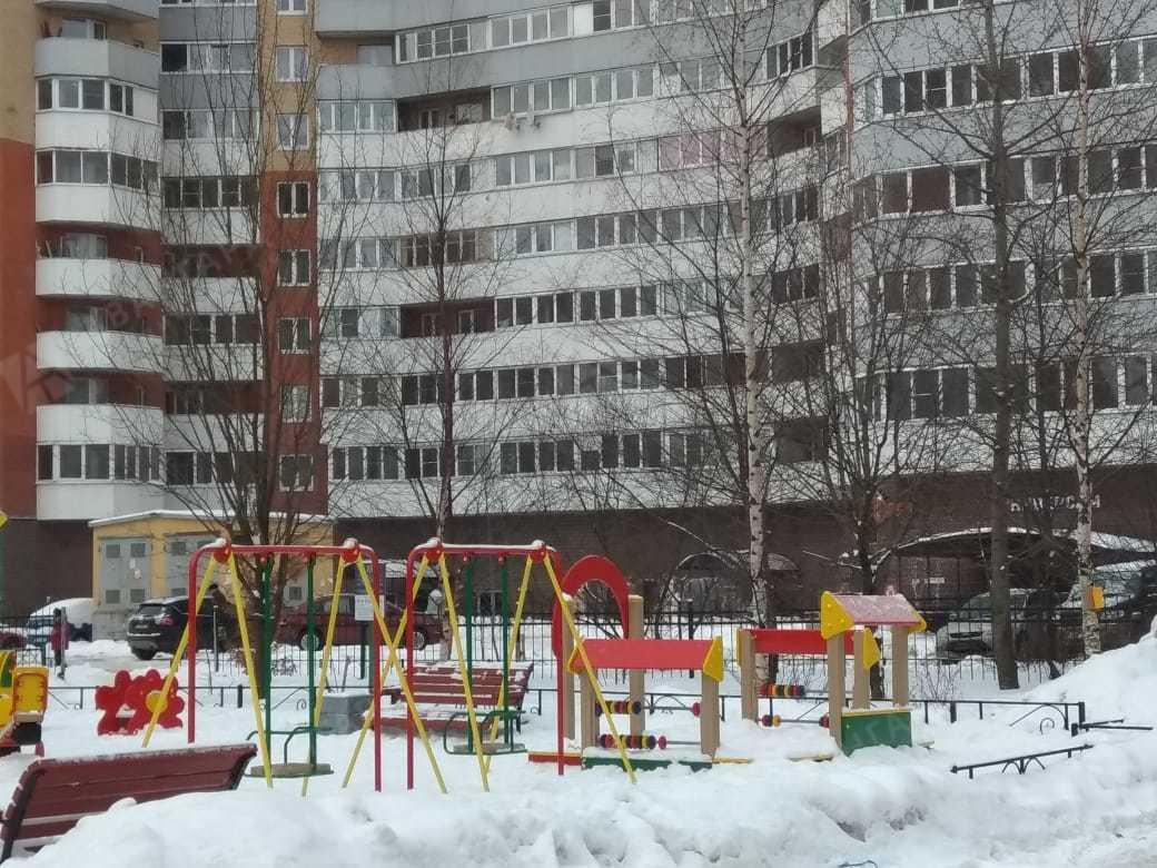 1-комнатная квартира, Октябрьская наб, 124к5 - фото 16
