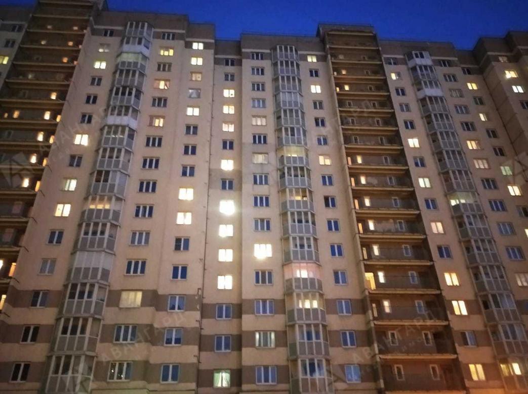 1-комнатная квартира, Яхтенная ул, 22к2 - фото 14