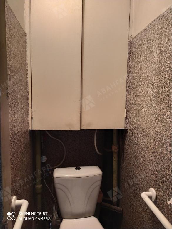 2-комнатная квартира, Кораблестроителей ул, 38 к 1 - фото 14