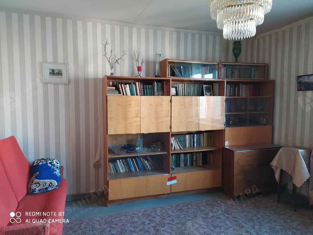 2-комнатная квартира, Кораблестроителей ул, 38 к 1 - фото 2