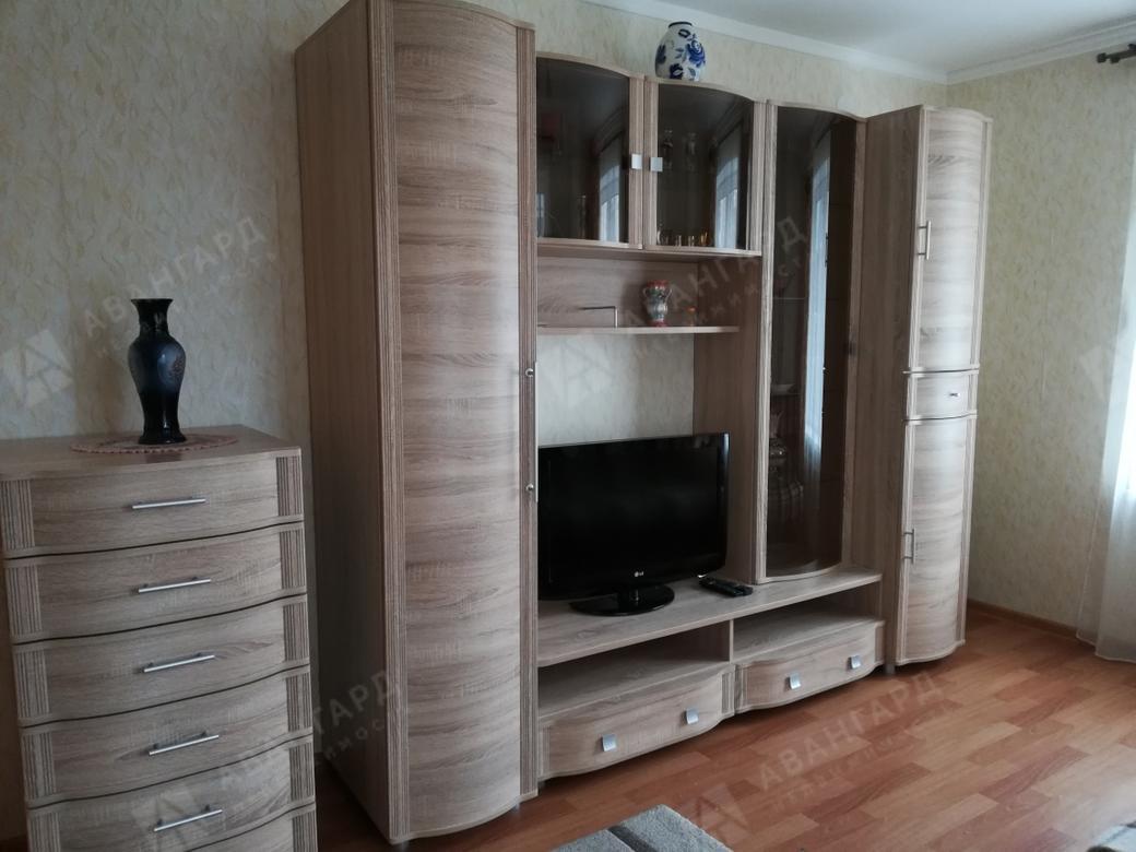 1-комнатная квартира, Фёдора Абрамова ул, 16 корпус1 - фото 1