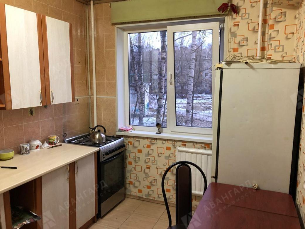 2-комнатная квартира, Маршала Блюхера пр-кт, 61 к.2 - фото 1
