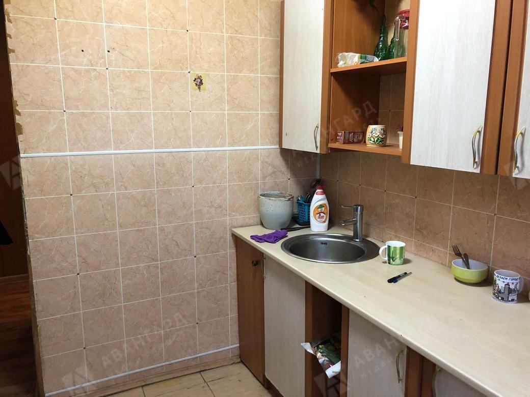 2-комнатная квартира, Маршала Блюхера пр-кт, 61 к.2 - фото 2