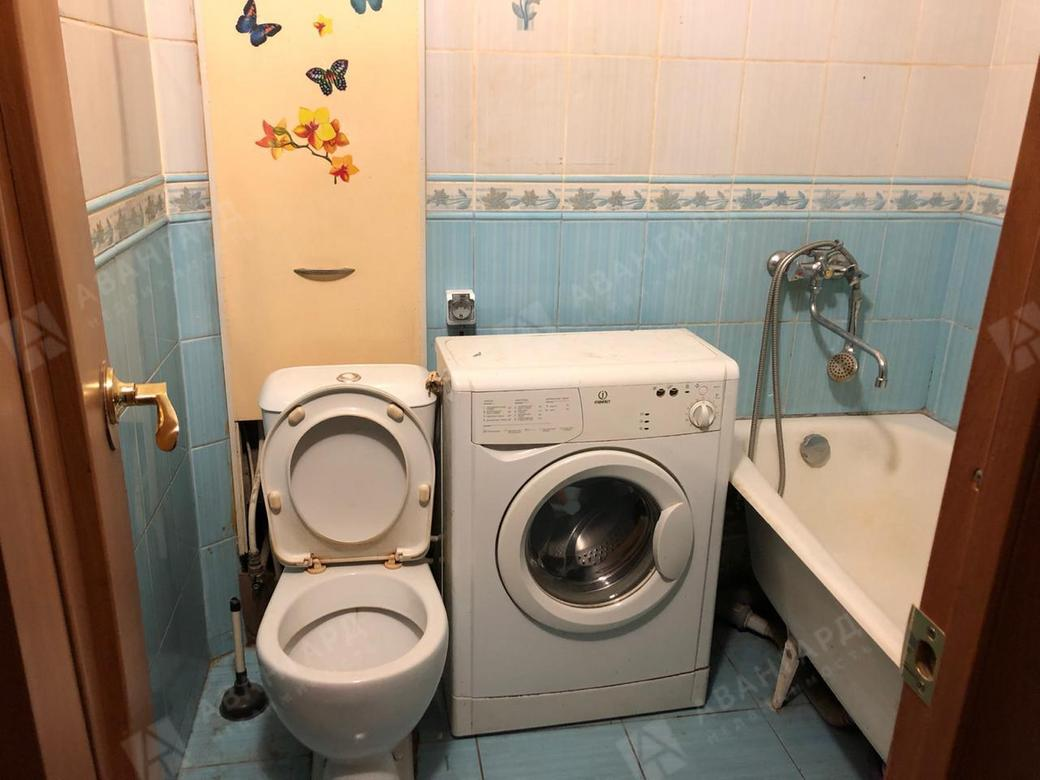 2-комнатная квартира, Маршала Блюхера пр-кт, 61 к.2 - фото 7