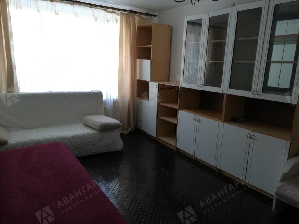 2-комнатная квартира, Бумажная ул, 10 - фото 2
