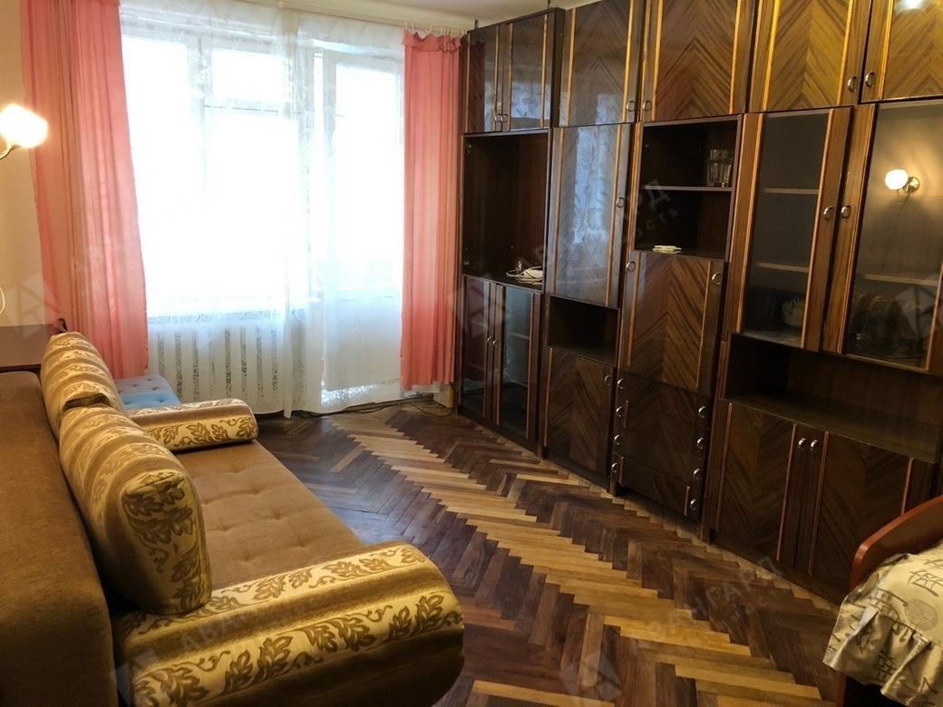 1-комнатная квартира, Науки пр-кт, 37 - фото 1