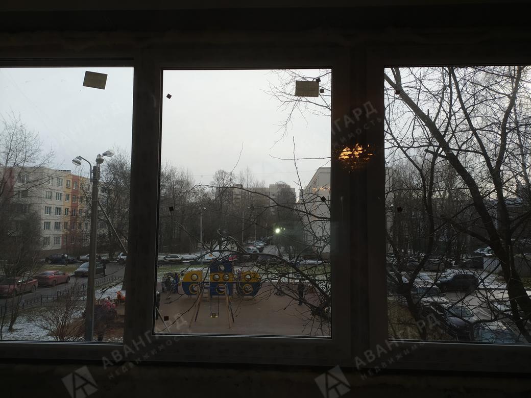 2-комнатная квартира, Будапештская ул, 4 - фото 13