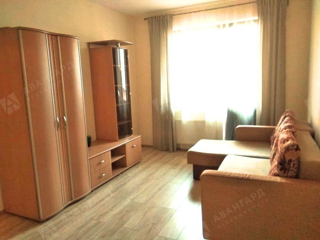 1-комнатная квартира, Менделеева б-р, 7к1 - фото 1