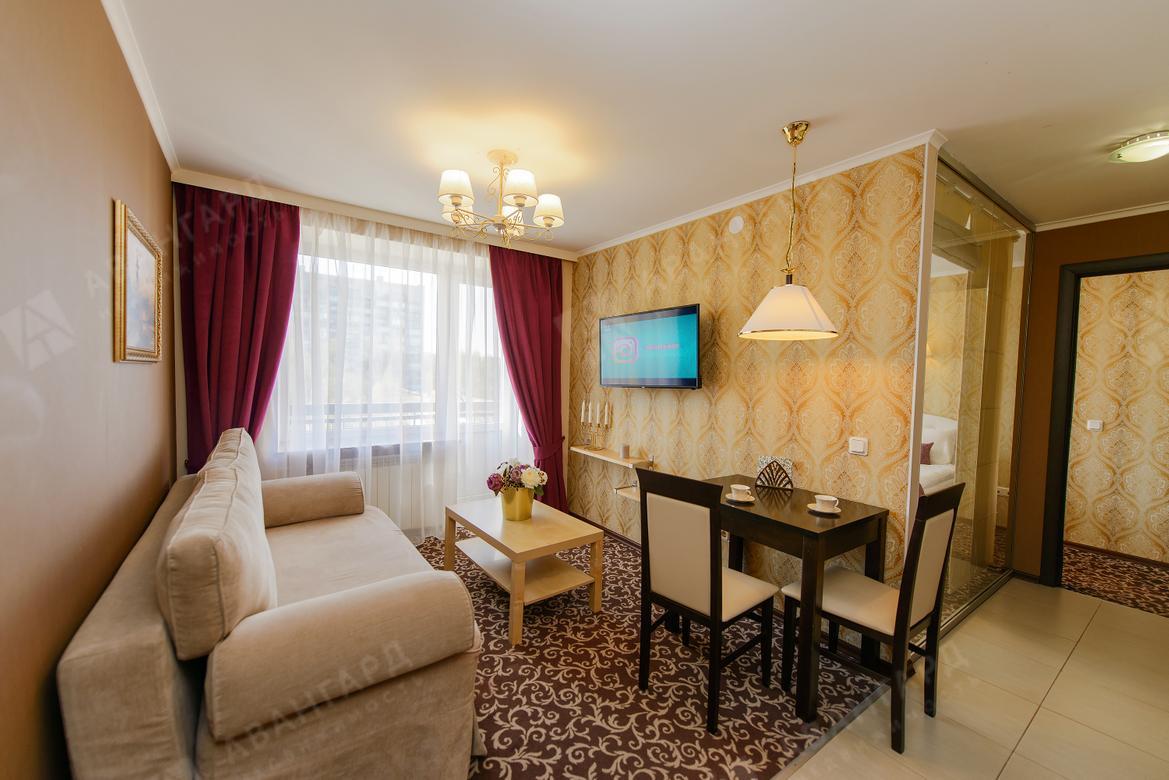 2-комнатная квартира, Маршала Тухачевского ул, 25 - фото 1
