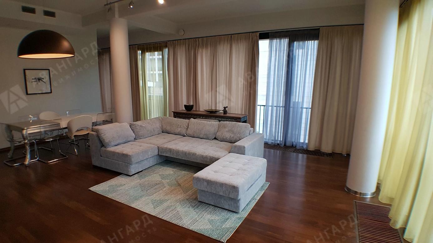 3-комнатная квартира, Мартынова наб, 74 - фото 2