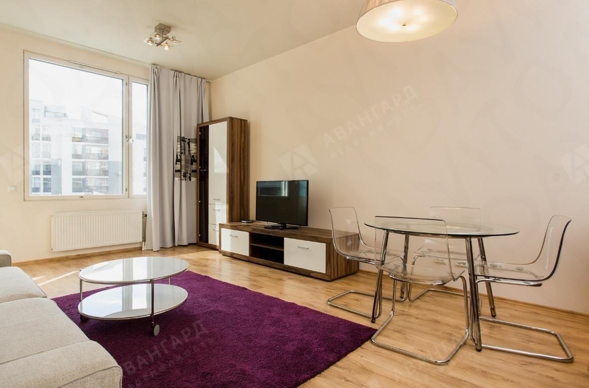 3-комнатная квартира, Барочная ул, 12 - фото 2