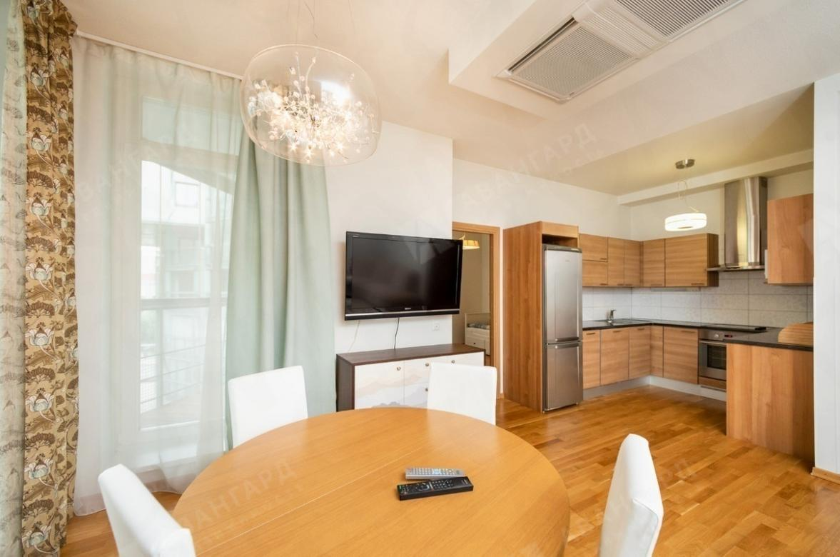 3-комнатная квартира, Шпалерная ул, 60 - фото 1