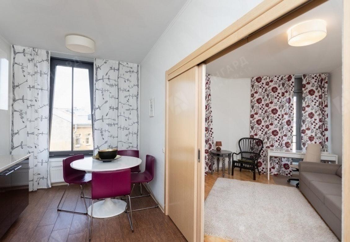 2-комнатная квартира, Чернышевского пр-кт, 4 - фото 2