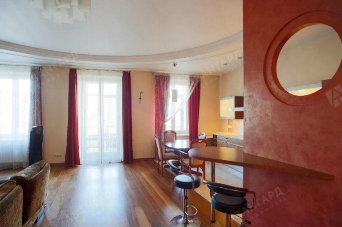 3-комнатная квартира, Морской пр-кт, 11 - фото 2