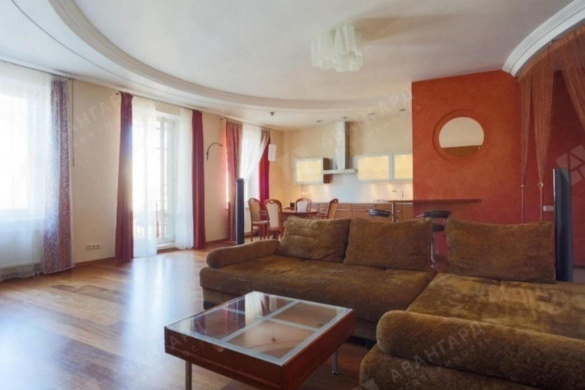 3-комнатная квартира, Морской пр-кт, 11 - фото 1