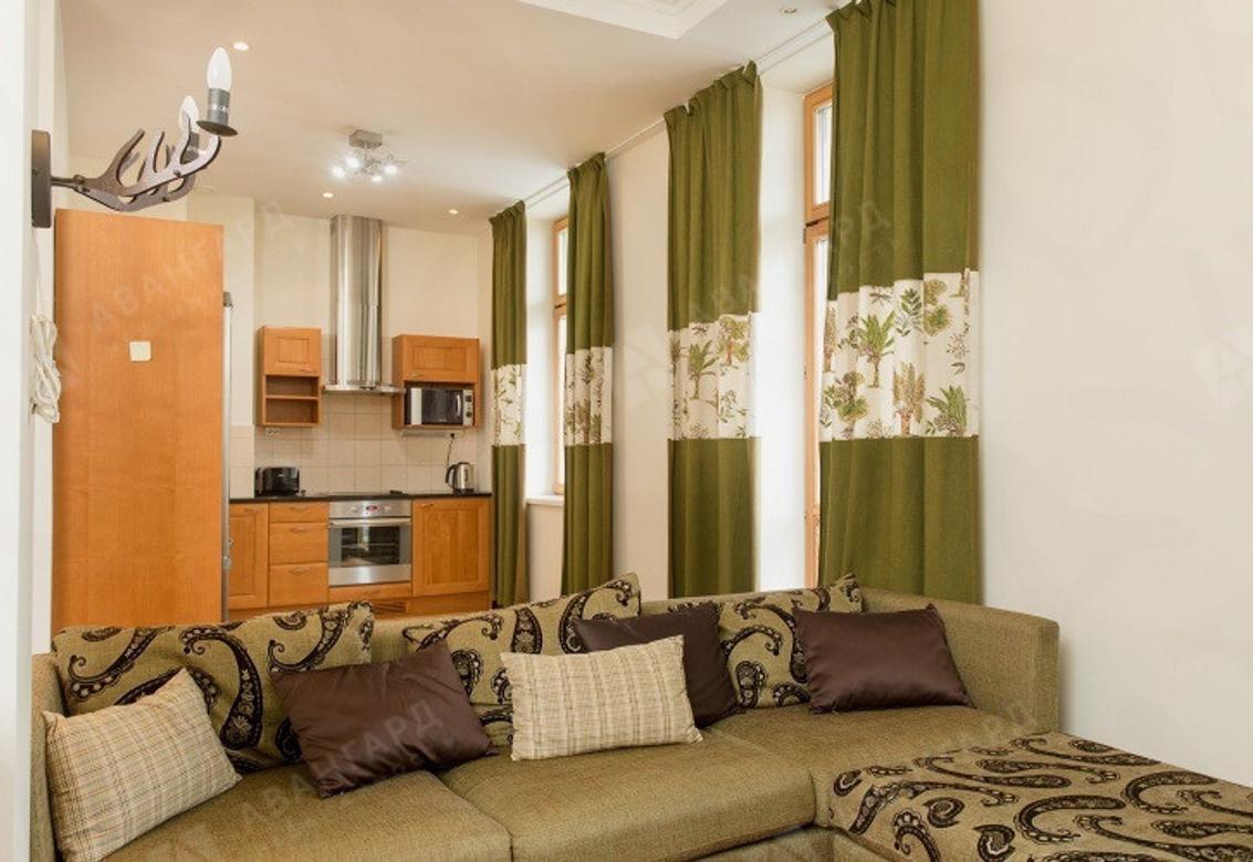 4-комнатная квартира, Морской пр-кт, 33 - фото 1