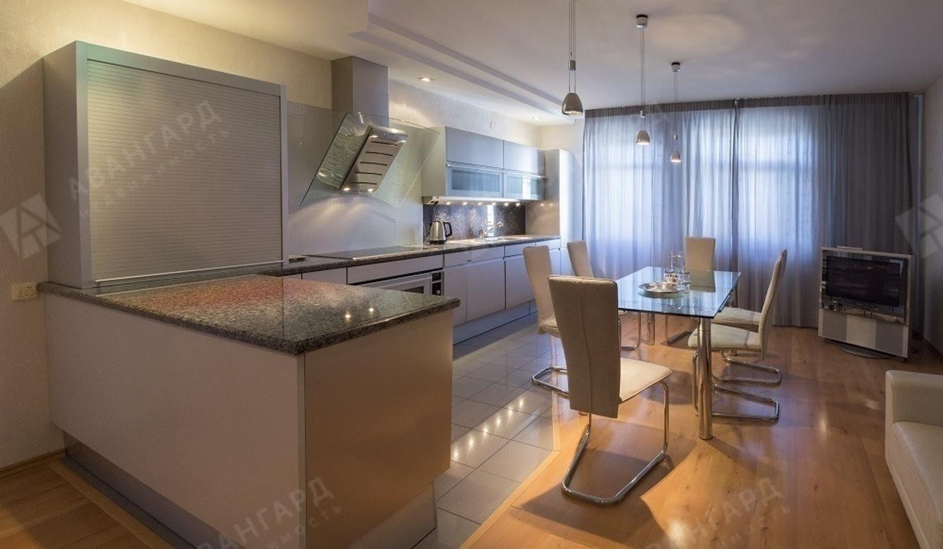 5-комнатная квартира, Мартынова наб, 4 - фото 1