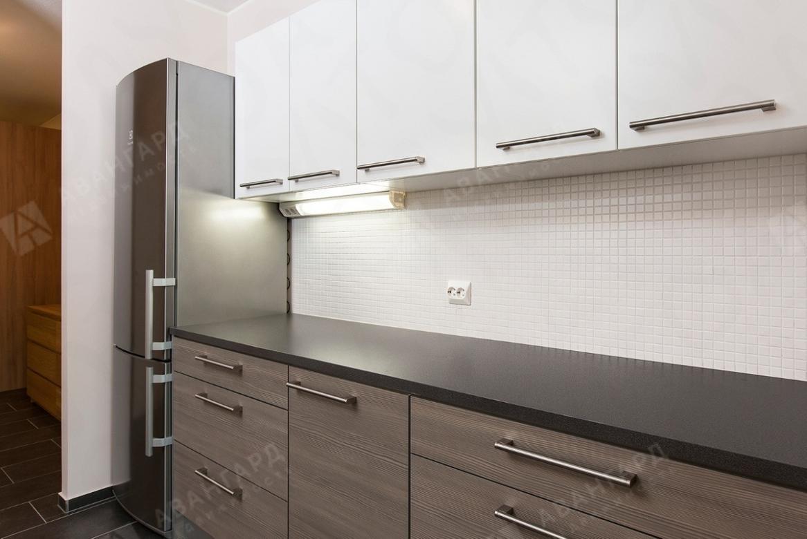 2-комнатная квартира, Реки Смоленки наб, 35к1 - фото 9