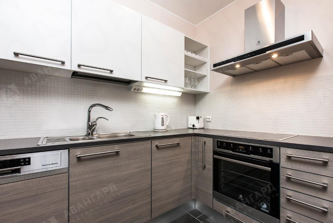 2-комнатная квартира, Реки Смоленки наб, 35к1 - фото 1