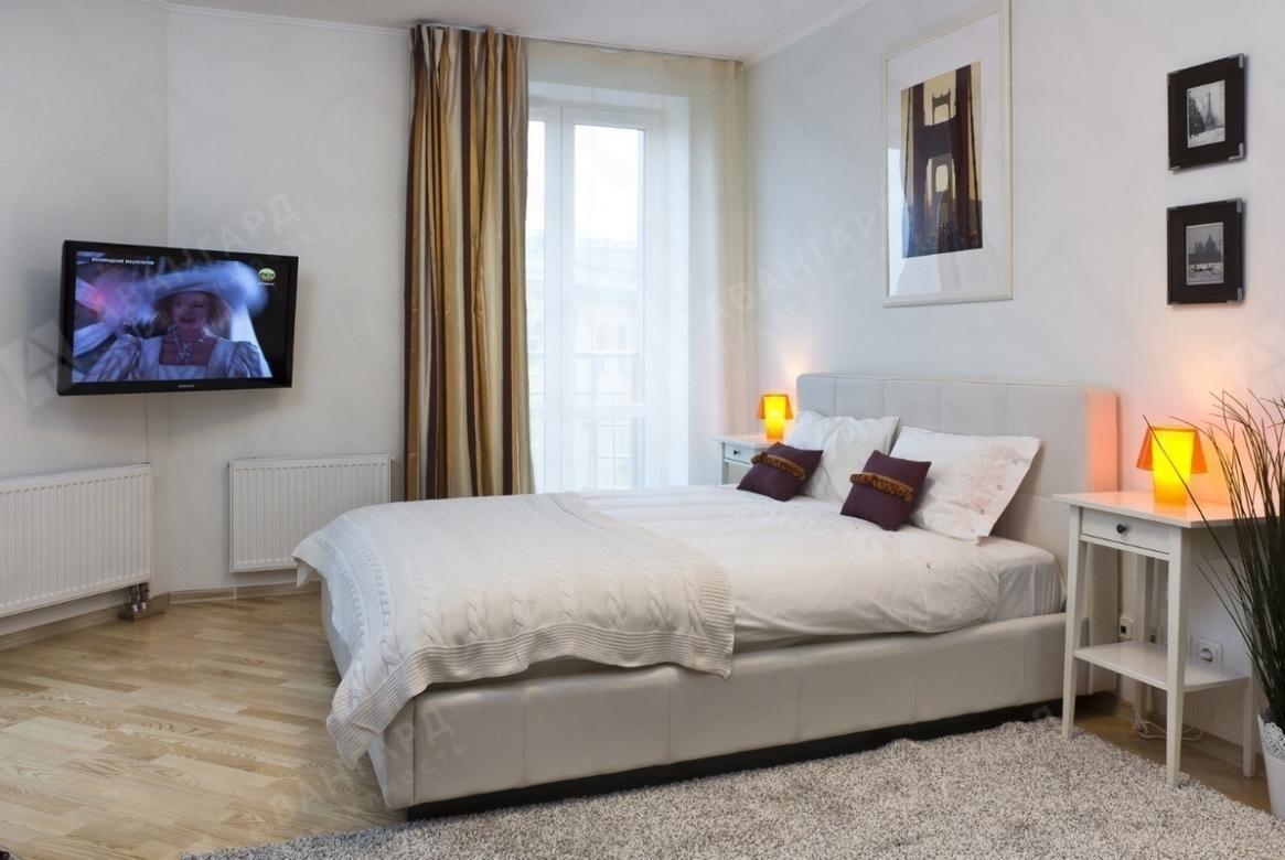 1-комнатная квартира, Чернышевского пр-кт, 4 - фото 1