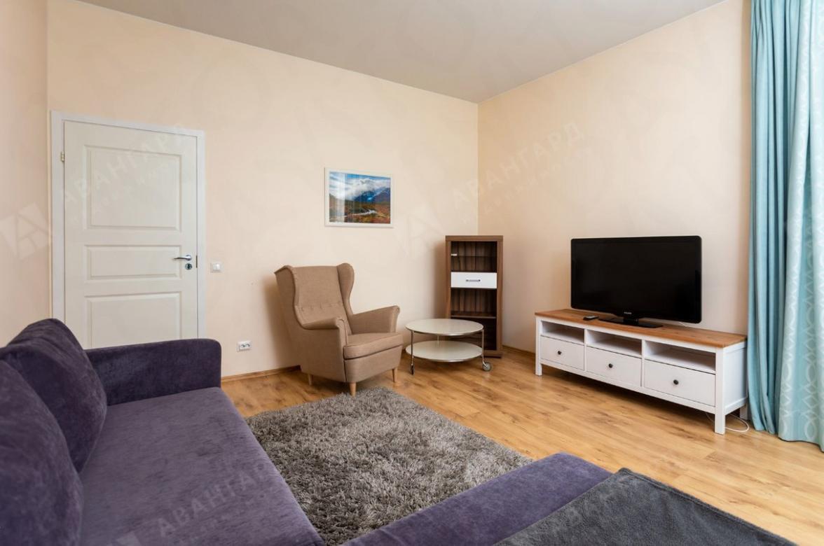 3-комнатная квартира, Барочная ул, д. 12 - фото 2