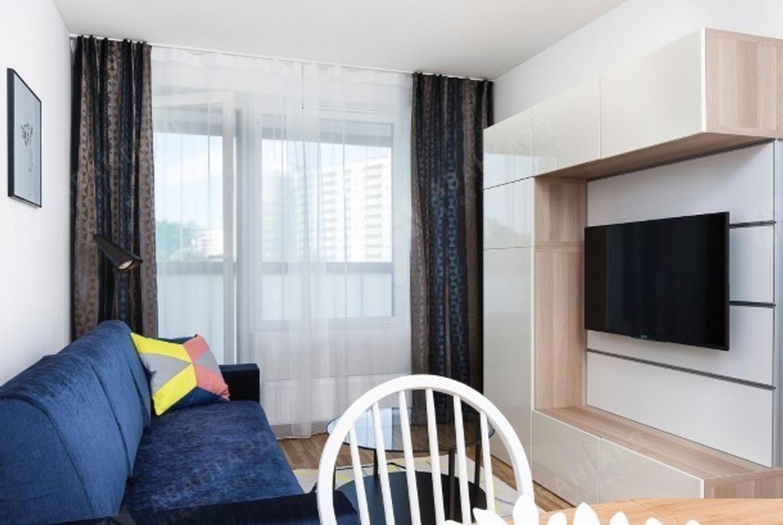 2-комнатная квартира, Реки Смоленки наб, 35к1 - фото 2