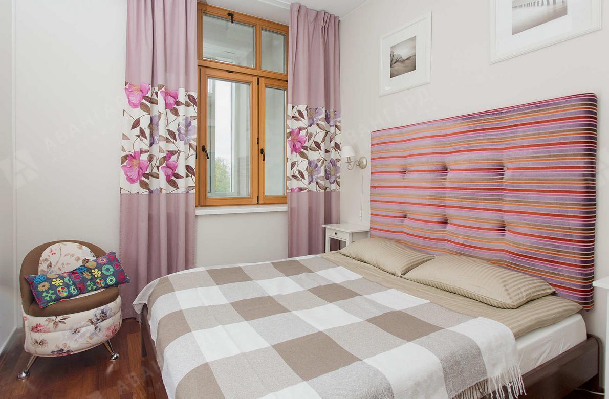 3-комнатная квартира, Морской пр-кт, 33 - фото 1