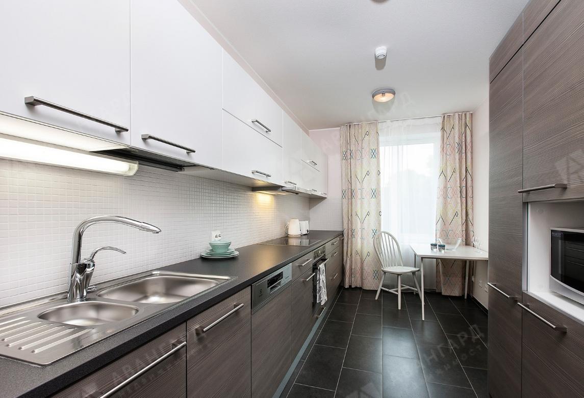 2-комнатная квартира, Реки Смоленки наб, 35 - фото 1