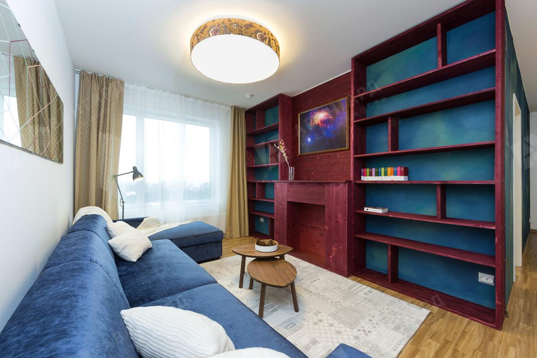 4-комнатная квартира, Реки Смоленки наб, 35 - фото 2