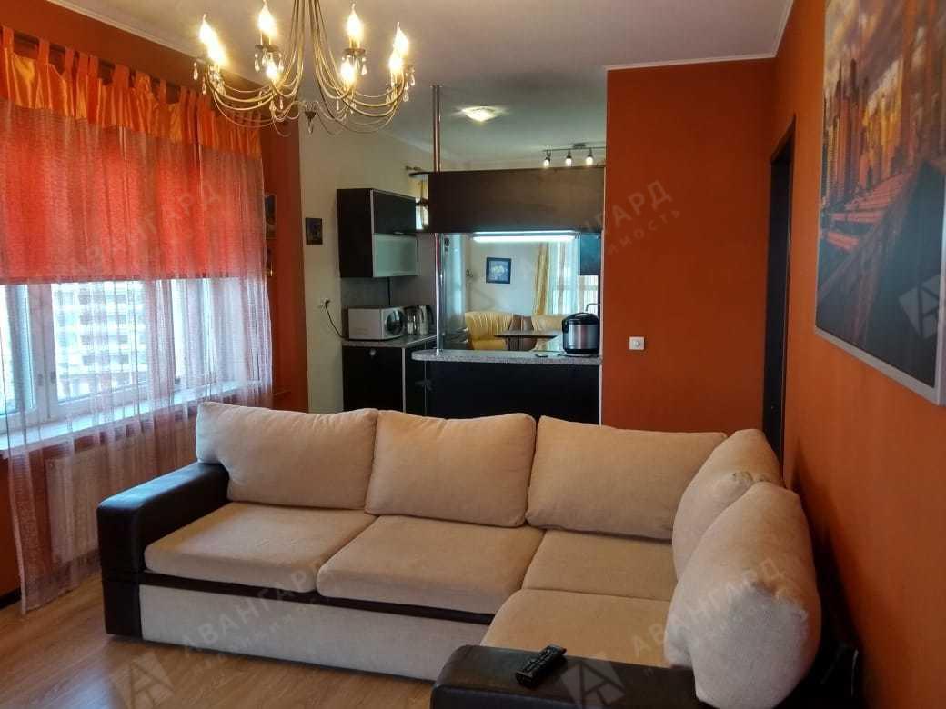 2-комнатная квартира, Парашютная ул, 27к1 - фото 1
