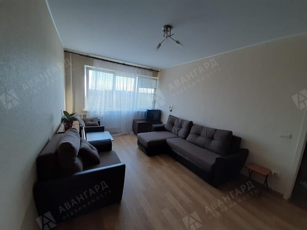 1-комнатная квартира, Петергофское ш, 11 - фото 1
