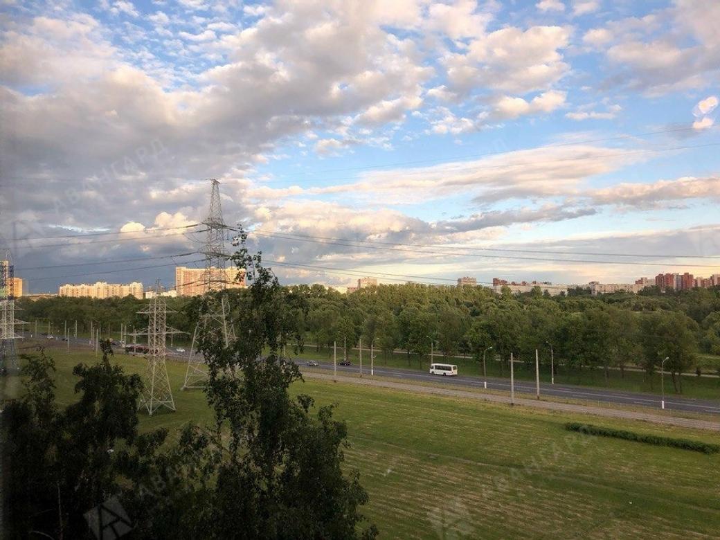 1-комнатная квартира, Петергофское ш, 11 - фото 12