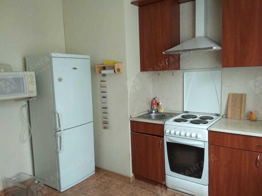 1-комнатная квартира, Кораблестроителей ул, 32к3 - фото 2