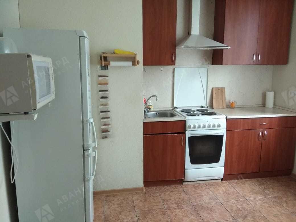 1-комнатная квартира, Кораблестроителей ул, 32к3 - фото 1