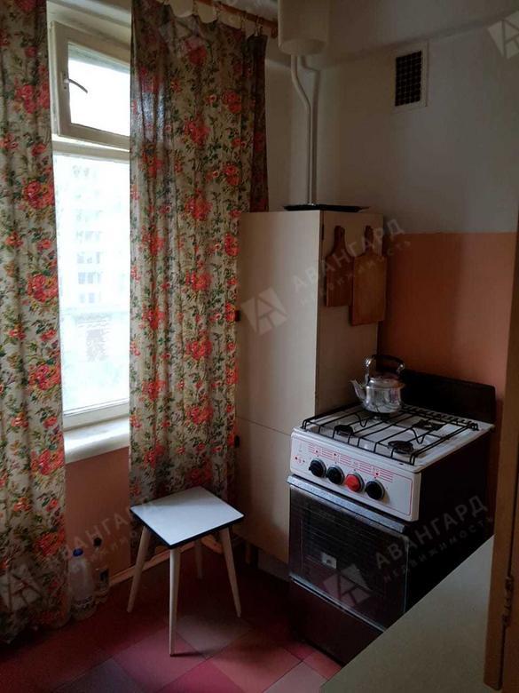 1-комнатная квартира, Науки пр-кт, 53 - фото 1