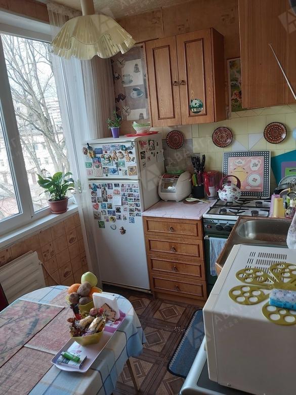 2-комнатная квартира, Тельмана ул, 36 кор.4 - фото 1