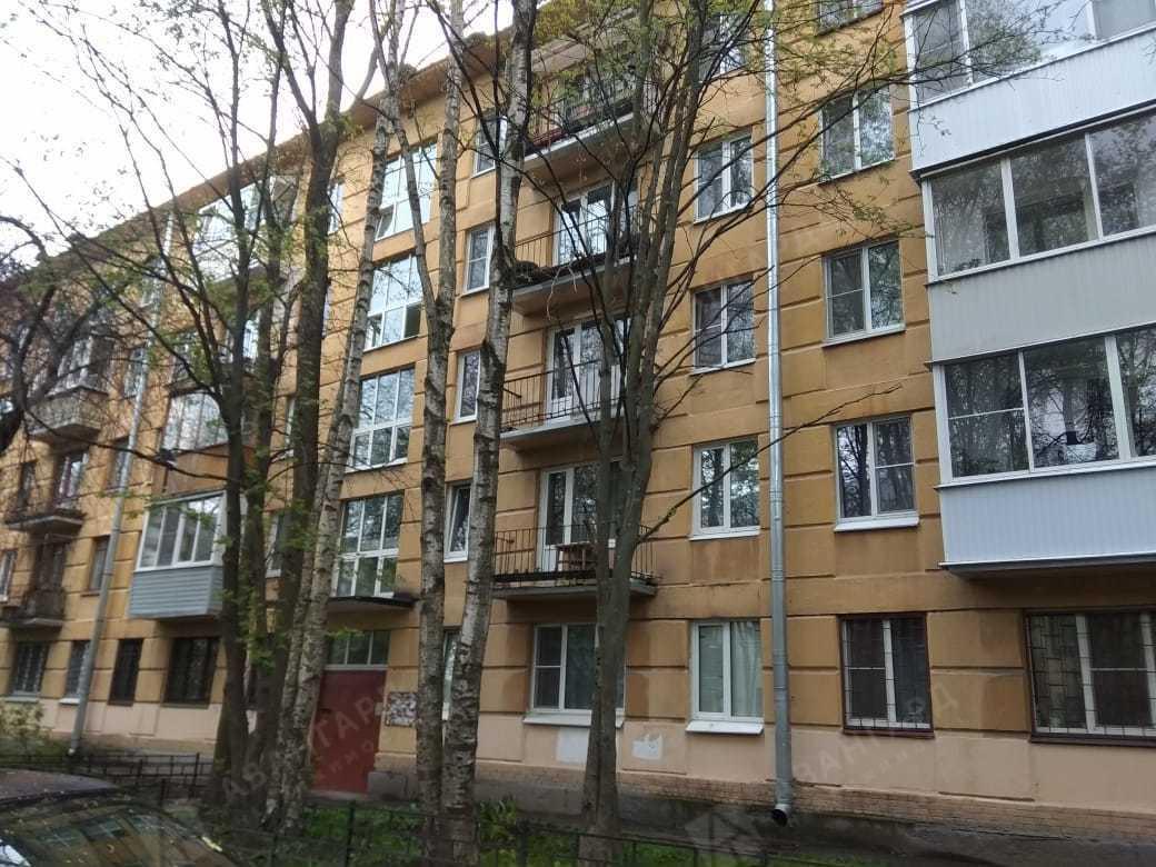 2-комнатная квартира, Ветеранов пр-кт, 152к5 - фото 20