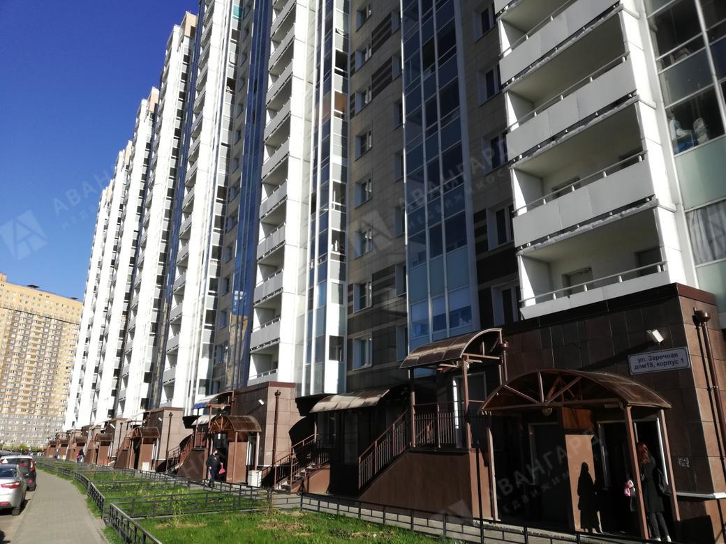 2-комнатная квартира, Заречная ул, 19 - фото 15