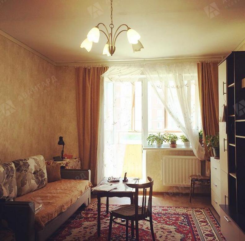 1-комнатная квартира, Камышовая ул, 9 к.1 - фото 1