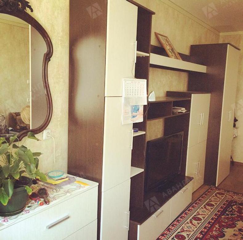 1-комнатная квартира, Камышовая ул, 9 к.1 - фото 2