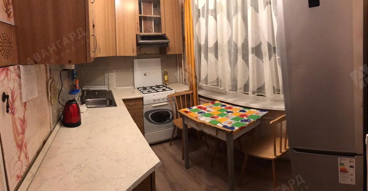 2-комнатная квартира, Белградская ул, 6к1 - фото 1